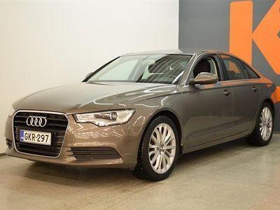 käytetty Audi A6 Sedan Business 2,0 TDI 130 kW multitronic Start-Stop
