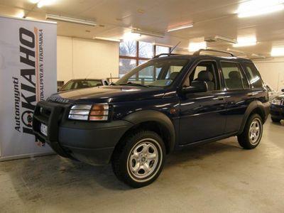 gebraucht Land Rover Freelander 1.8i+ 5d 4wd
