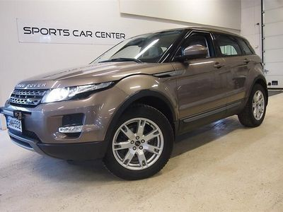 käytetty Land Rover Range Rover evoque 2,2 TD4 Pure Business Aut