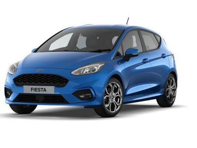 käytetty Ford Fiesta 1,0 EcoBoost Hybrid (mHEV) 125hv M6 ST-Line 5-ovinen