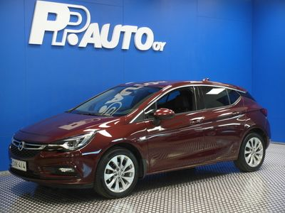 käytetty Opel Astra 5-ov Innovation CNG 1,4 Turbo ECOTEC Start/Stop 81kW MT6 - Korko 1,50%*! S-bonusta 500€:n oston arvo