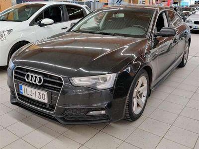 käytetty Audi A5 Sportback Business 1,8 TFSI 125 kW multitronic #Defa-lämpöpaketti #Vetokoukku