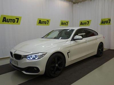 käytetty BMW 420 Gran Coupé F36 dA, ///SPORT, NAVI, ///SPORTNAHAT!!