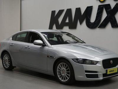 käytetty Jaguar XE E-Performance Prestige Aut / HUD / Keyless / Nahat / Tyylikäs!