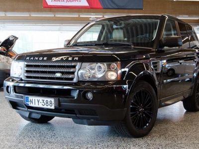 "gebraucht Land Rover Range Rover Sport 2,7 TDV6 SE Aut ""6 KK KOROTONTA JA KULUTONTA MAKSUAIKAA!"""