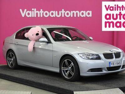 käytetty BMW 325 325 4D XI XDrive AUTOM# NAHKAT # KÄSIRAHA 0?