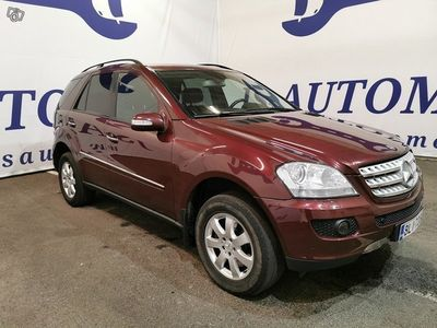 käytetty Mercedes ML320 CDI 4MATIC