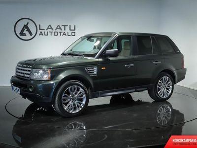 käytetty Land Rover Range Rover Sport TDV8 HSE. Korkotarjous 1.5% !!