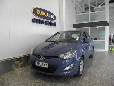 käytetty Hyundai i20 5d 1, 2 5MT Classic Business, SUOMI AUTO, ILMASTOINTI, LOHKIS, ESC, ISOFIX, SEURAAVA KATS. 07/2021, VAIN 140?/KK