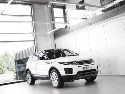 käytetty Land Rover Range Rover evoque 2,0 TD4 150 SE Business Aut / Tulossa myyntiin!