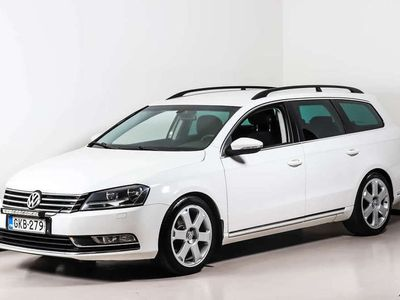 käytetty VW Passat Variant Comfortline 2,0 TDI 103 kW (140 hv) BlueMotion Technology 4MOTION - Neliveto - Webasto - Vet