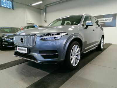 käytetty Volvo XC90 T8 Twin Engine AWD Inscription aut