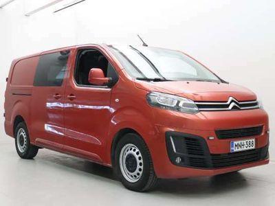 käytetty Citroën Jumpy BlueHDi 180 XL Automaatti / alv vähennyskelpoinen