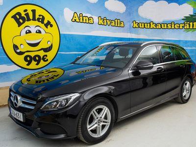 käytetty Mercedes C180 d T A Premium Business - *SUURI VARASTONTYHJENNYS!*