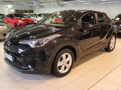 käytetty Toyota C-HR 1,2 T Turbo Edition - **Korkotarjous 0,99% + kulut** -