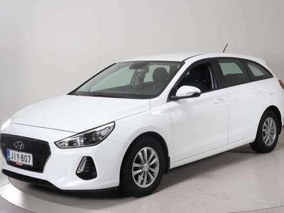käytetty Hyundai i30 Wagon 1,4 T-GDI 7DCT-aut. fresh plus - 1-omistajalta Farkku