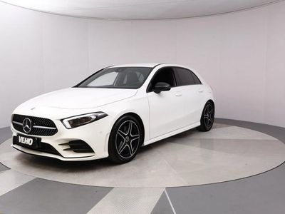 käytetty Mercedes A220 4Matic A Business AMG