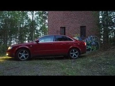 käytetty Audi A4 vm 2001, 2.0L