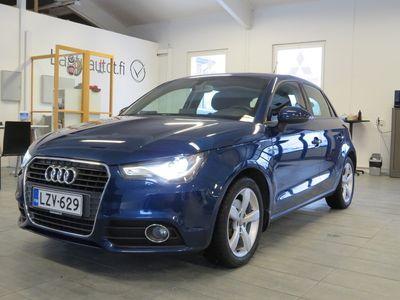 käytetty Audi A1 Ambition 1,4 TFSI 90 kW S tronic LE - Korko 1,89%, rahoitus jopa ilman käsirahaa! Xenon, Sport-penkit, Vakionopeudensäädin, Auto AC!