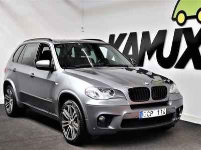 käytetty BMW X5 xDrive 40d | M-Sport | 7-paikkainen | Navi |