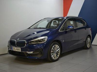 käytetty BMW 225 Active Tourer xe Charged Edition Luxury Plug-in Hybrid (Esittelyauto heti ajoon!)