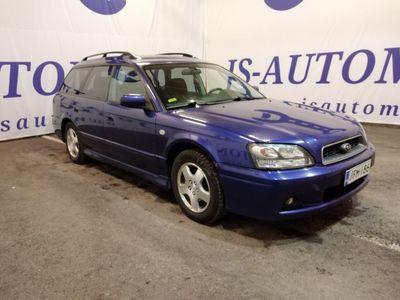 käytetty Subaru Legacy Legacy *STW 2.0 GL AUTOMATIC 4x4 * HIENO NELIVETO FARKKU * KOTIINTOIMITUS * RAHOITUS ALK 69€/KK *