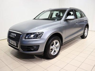 käytetty Audi Q5 2,0 TDI (DPF) 125kW quattro S tronic Business