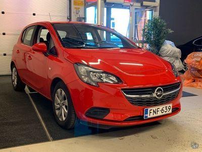 käytetty Opel Corsa 5-ov EXCITE 1,4 ecoFLEX Start/Stop 66kW MT5 ** 1 Omisteinen Suomi-auto / AppleCarPlay / Lämmitettävä