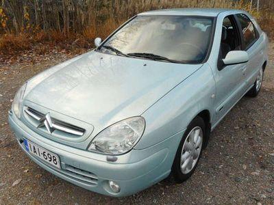 käytetty Citroën Xsara 1,6i 16v Berline SX