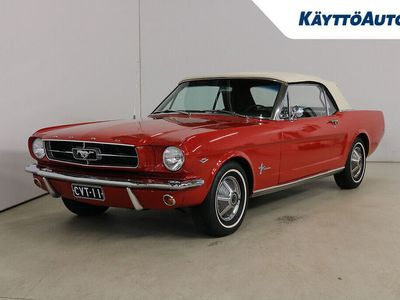 käytetty Ford Mustang 4,7 V8 CONVERTIBLE 2D A