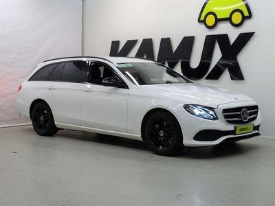 käytetty Mercedes E220 E4Matic T A Premium Business / Tulossa myyntiin /
