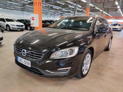 käytetty Volvo V60 D3 Business Classic Summum aut 150hp ** 1-om Suomiauto / Merkkihuollot / Webasto / VOC / Navi / Muis
