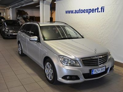 käytetty Mercedes C200 CDI BE T A Premium Business. Korkotarjous 1.5% !!