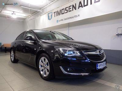 käytetty Opel Insignia 5-ov Edition 1,6 CDTI ecoFLEX Start/Stop 100kW MT6*Keyless Go*AGR-penkit*taitettava koukku*99g CO2