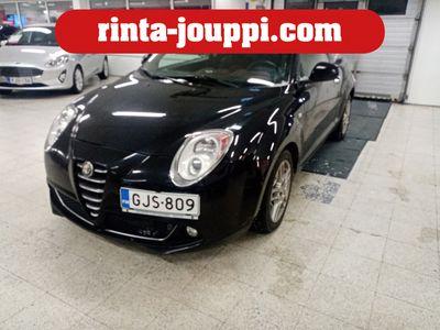 käytetty Alfa Romeo MiTo 1,4 MultiAir 135hv TCT Speciale Bensiini - Harvoin tarjolla oleva automaattivaihteinen Mito!