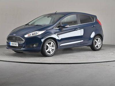 käytetty Ford Fiesta 1,0 EcoBoost 100 PowerS Titanium