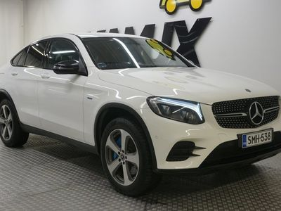 käytetty Mercedes GLC350 e Coupé 4Matic A Premium Business AMG