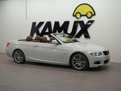 käytetty BMW 320 Cabriolet