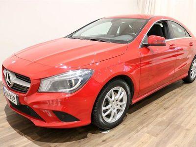 käytetty Mercedes CLA180 BE Premium Business, Suomi Auto, Huom! kilometrit **** Korko 0,9% + min. 1500 EUR takuuhyvitys *