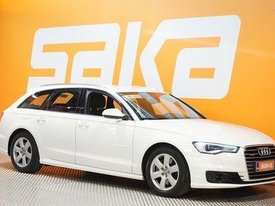 käytetty Audi A6 Avant Business Sport 3,0 V6 TDI 200 kW quattro S tronic ### NORMAL FRIDAY -hinta! ### ** Navi / Blue