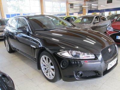 käytetty Jaguar XF Sportbrake 2,2i4 Td 200 Luxury A