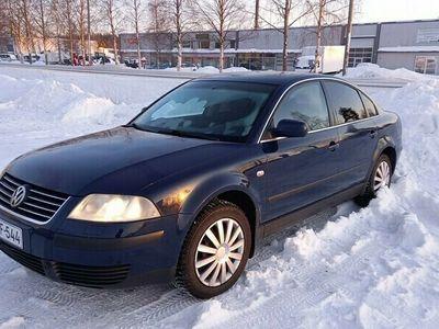 käytetty VW Passat 2.0 Comfort 4d