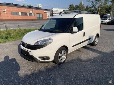 käytetty Fiat Doblò 1.3Mjt 2017vm