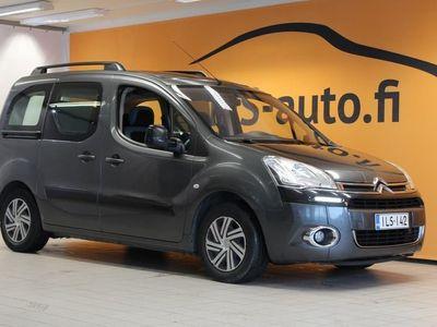 käytetty Citroën Berlingo e-HDi 92 Edition Aut. #Tilava #Lasikatto #Kohtuukilsat