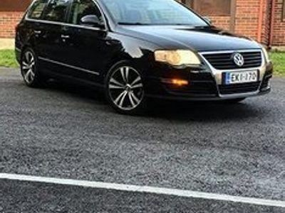 käytetty VW Passat 2.0tdi 07 366tkm