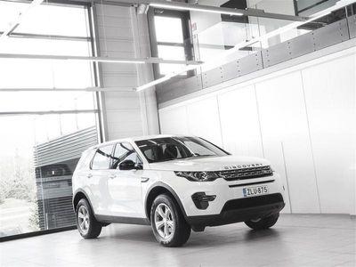 käytetty Land Rover Discovery Sport 2,0 TD4 150 Pure Business Aut + Navi + Webasto + BiXenon + Tutkat + Takuu