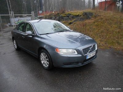 käytetty Volvo S80