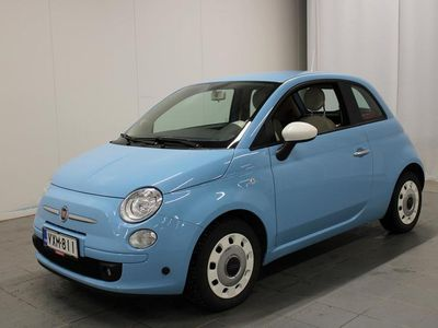 käytetty Fiat 500 Color Therapy 1,2 8v 69 hv Bensiini - AC, 2 x