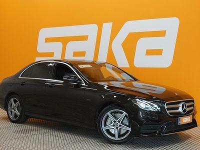 käytetty Mercedes E300 EA Business AMG Edition EQ Power ** Tulossa / Huippuvarusteet! **