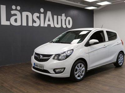 käytetty Opel Karl 5-ov Enjoy 1,0 Ecotec 55kW MT5 **1-Omistaja, Enjoy More-Paketti** **** Tähän autoon on saatavilla Lä